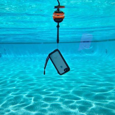 Αδιάβροχες θήκες για κινητά